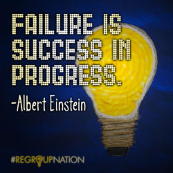 Success in Progress Quote - Edison